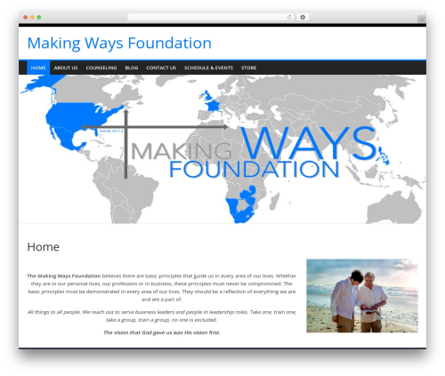 ColorMag WordPress theme free download - makingwaysfoundation.org