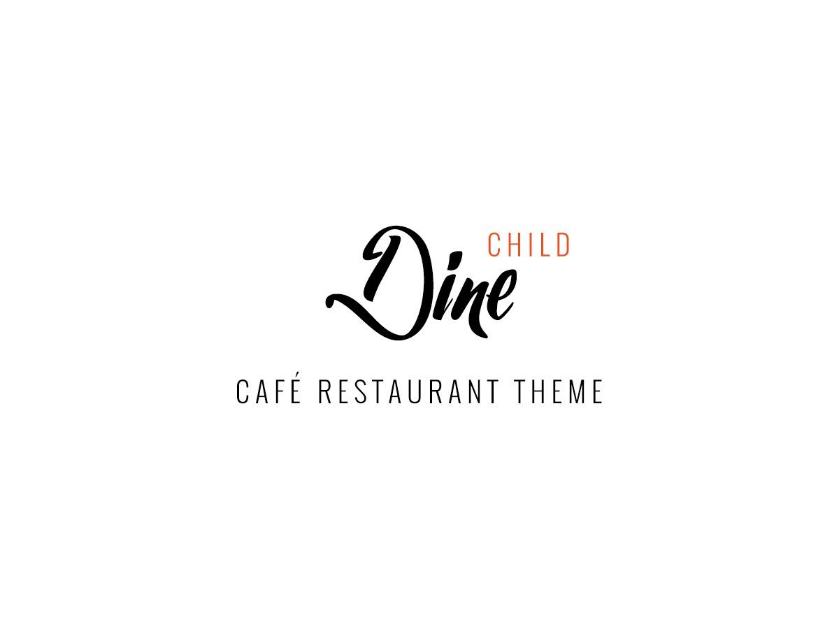 Dine Child Theme top WordPress theme