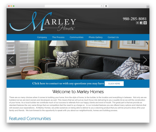 Free WordPress WP-PageNavi plugin - marleyhomes.com