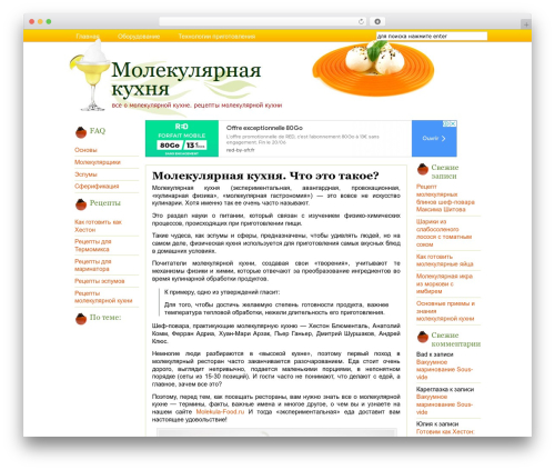WordPress auto-highslide plugin - molekula-food.ru