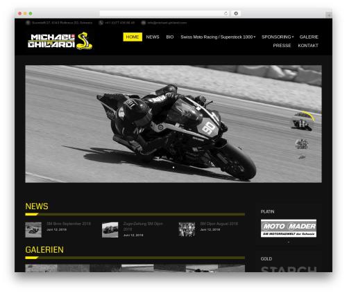 PressCore top WordPress theme - michael-ghilardi.com