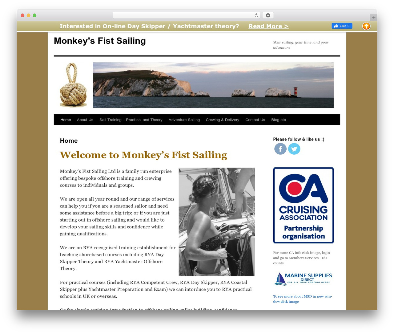 Twenty Ten WordPress theme free download - mfsailing.co.uk