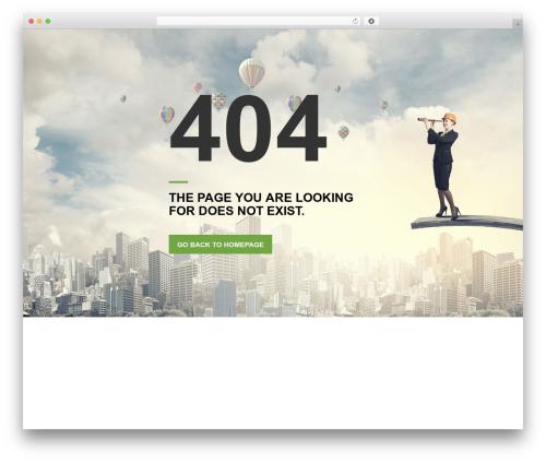 WordPress website template BestBuild - metrogreenconstruction.com