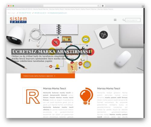 Best WordPress theme Betheme - markatescilmanisa.com