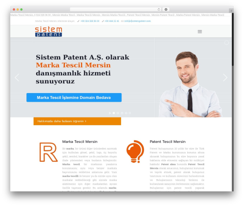 Betheme WordPress theme design - markatescilmersin.com