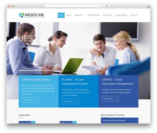 Free WordPress GDPR Cookie Consent plugin - microcaretechnologies.co.uk