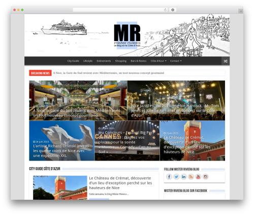 WordPress instagram-shortcode-and-widget plugin - mister-riviera.com