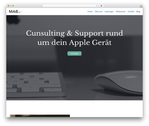 WordPress template neve - macownersclub.de