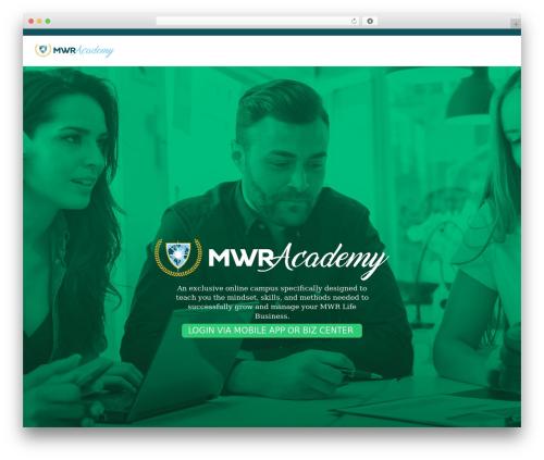 WordPress vibe-course-module plugin - mwracademy.com
