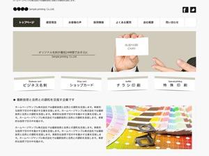 cloudtpl_1207 top WordPress theme