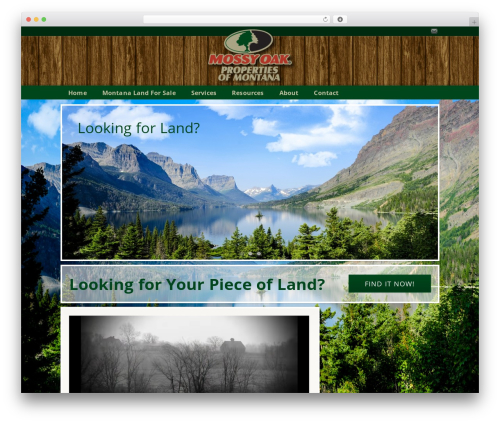 Modular WP template - mopofwyoming.com