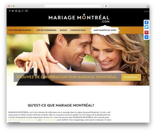 WordPress post-grid-list plugin - mariagemontreal.com/fr