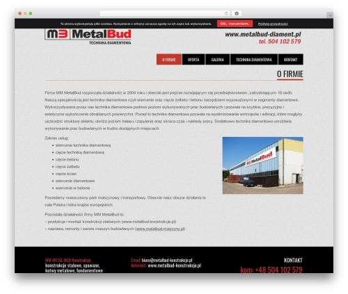 Tesla WordPress theme download - metalbud-diament.pl