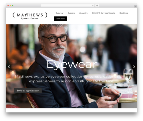 WordPress bb-plugin plugin - matthews.co.nz