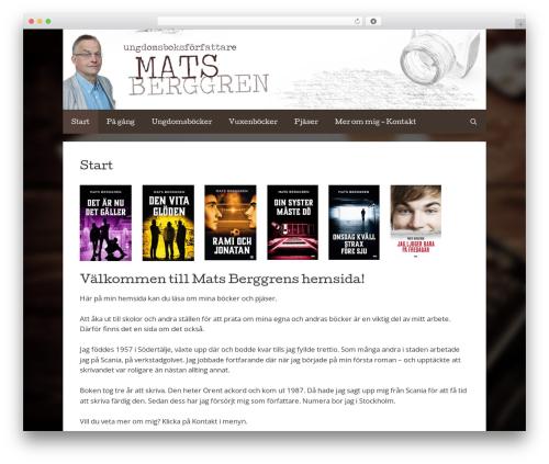 GeneratePress WordPress theme free download - matsberggren.com