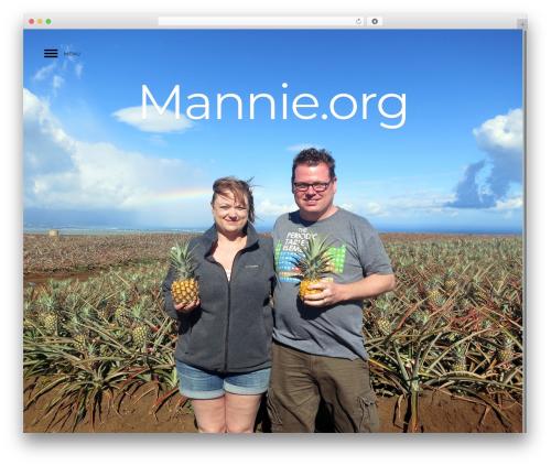 WP theme East Java - mannie.org