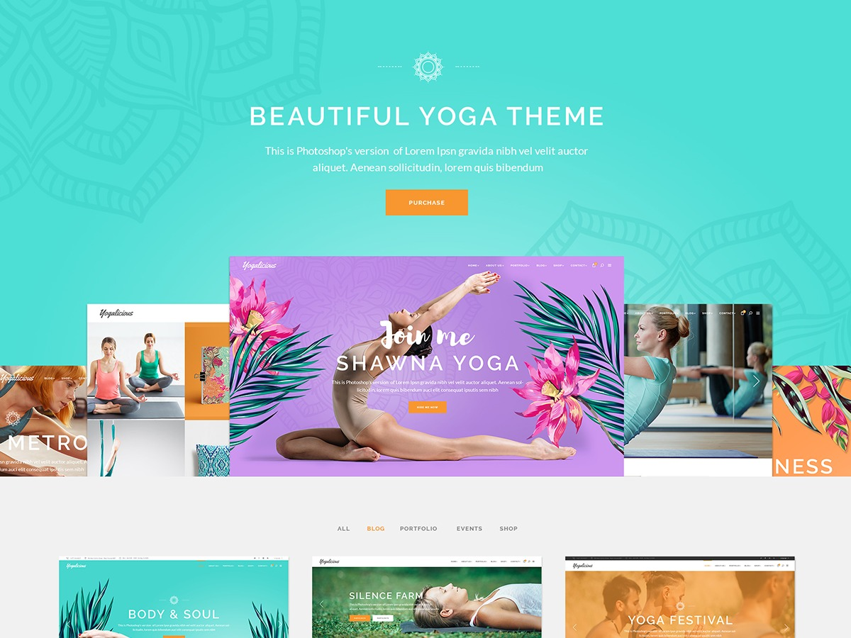 Anahata Child WordPress theme