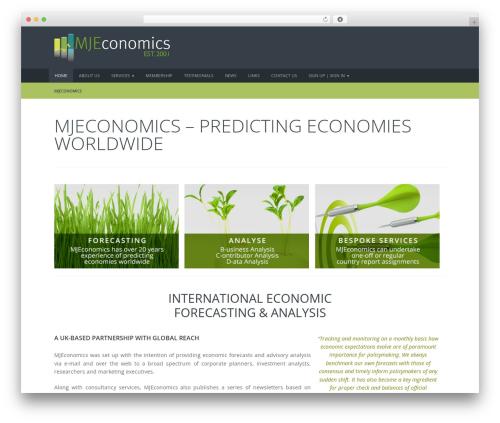 SQUARECODE-WP WordPress theme - mjeconomics.co.uk