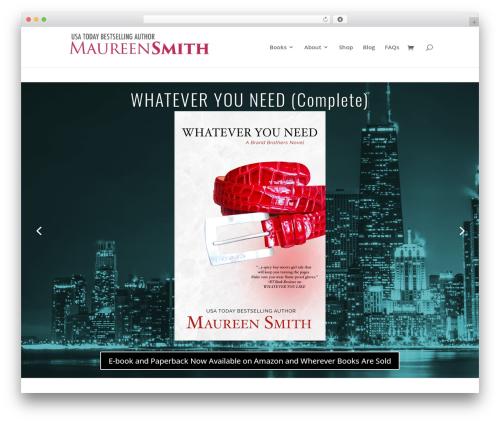 Free WordPress WP Testimonials with rotator widget plugin - maureen-smith.com