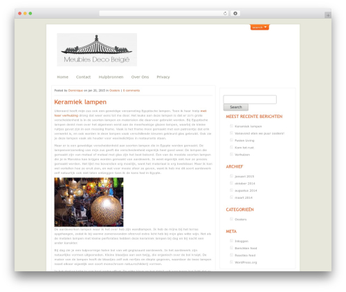 ArtSee WordPress theme - meublesdeco.be