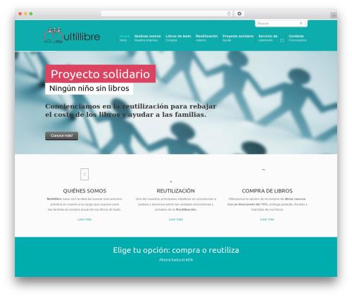 DynamiX theme WordPress - multillibre.es