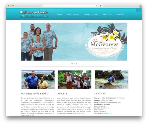 Free WordPress WP SEO HTML Sitemap plugin - mcgeorgemissions.info