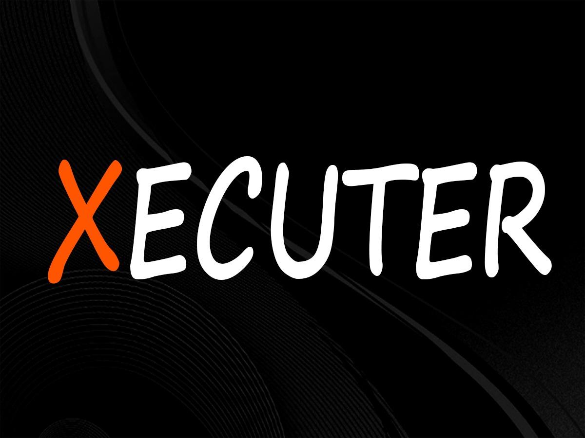 Xecuter WordPress news template