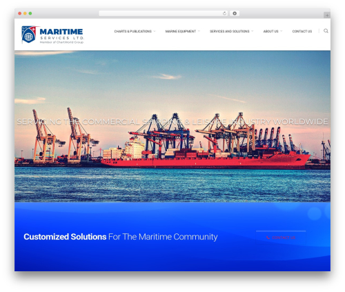 Free WordPress Newsletter plugin - maritimeservices.ca