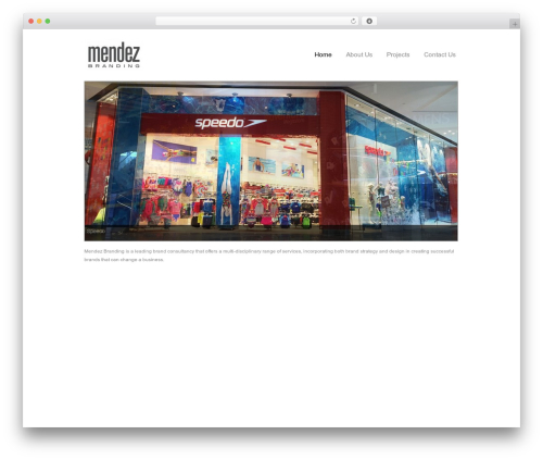 Custom Community Pro WordPress theme - mendez.com.au