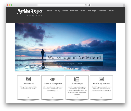 isis WordPress template free download - mariskavegter.nl