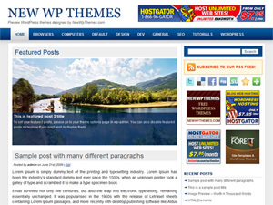 Theme WordPress Best Now