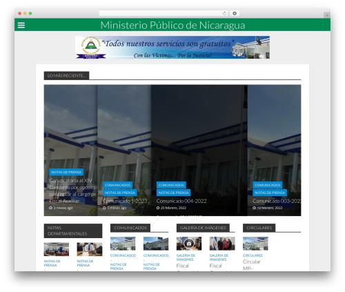Free WordPress Meks Smart Social Widget plugin - ministeriopublico.gob.ni