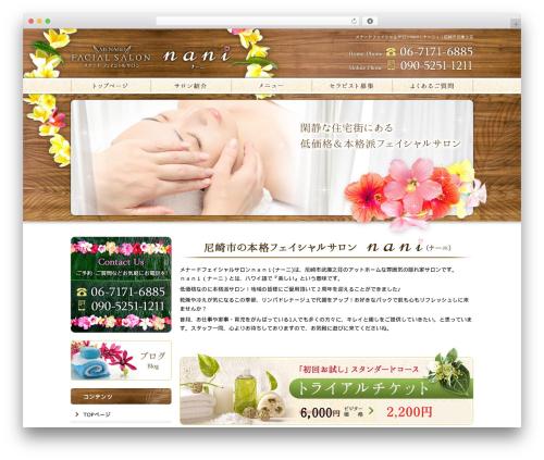 WordPress theme RMG multipress - menard-na-ni.com