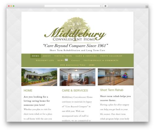 Free WordPress All-in-One Event Calendar plugin - middleburyconvalescenthomeandrehab.com