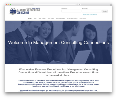 WP template DMS - managementconsultingconnections.com