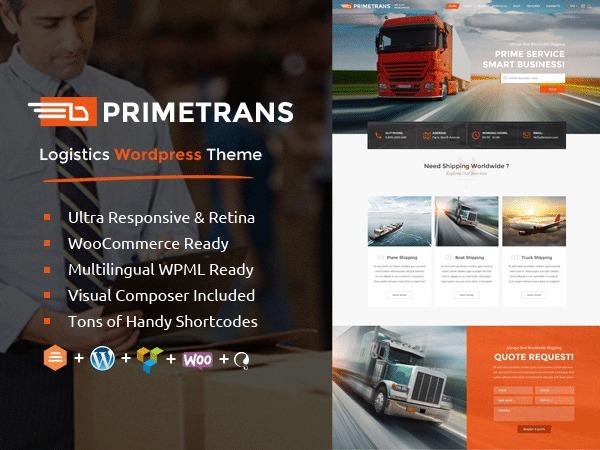 WP template Primetrans