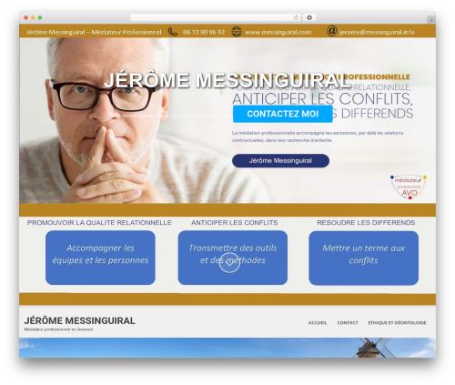 Best WordPress theme SKT White - mediation-aveyron.fr