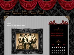 Desk Mess Mirrored WordPress ecommerce template