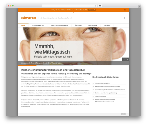 Free WordPress Social Subscribers Counter plugin - mittagstische.ch