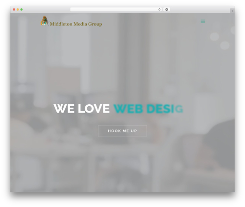 Theme WordPress Betheme - middletonmediagroup.com