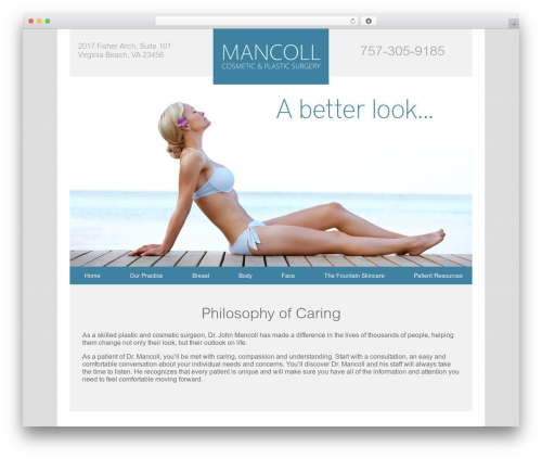 Free WordPress CKEditor for WordPress plugin - mancollplasticsurgery.com