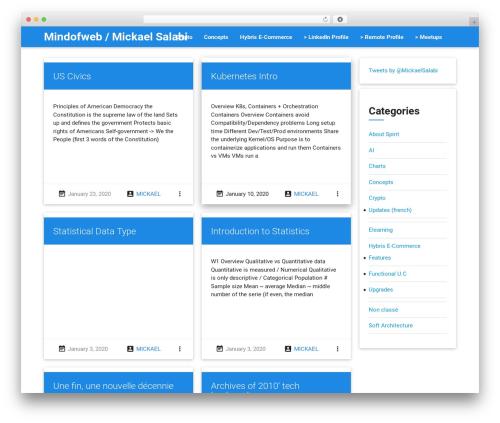 SEO WP WordPress theme free download - mindofweb.com