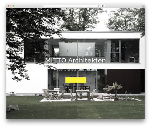 Sydney free WordPress theme - mitto.net
