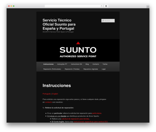 Twenty Eleven WordPress template free - misuunto.com