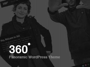 360 WP theme