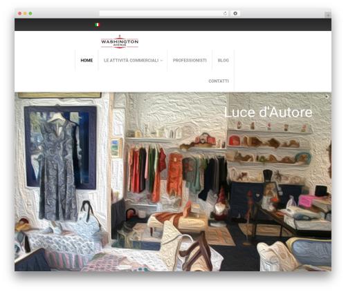 Atlas PMPRO WordPress ecommerce theme - washingtonavenue.it