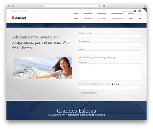 Avada best WordPress theme - wifibarco.com