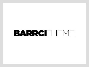 Barrci Theme WordPress theme