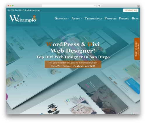 WordPress monarch plugin - webamplo.com