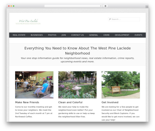 Free WordPress WP Retina 2x plugin - westpinelaclede.com
